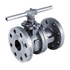 Worcester Flanged Ball Valve