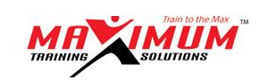 Maximum Training Solutions