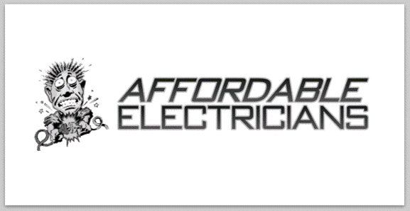 Affordable Electricians Logo