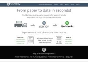 Scanov Homepage