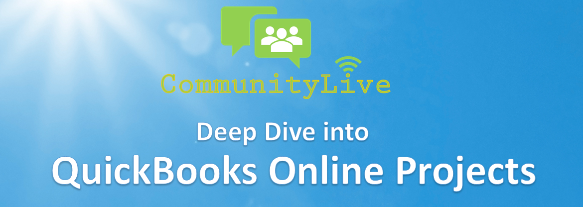 Deep Dive into Using Projects in QuickBooks Online