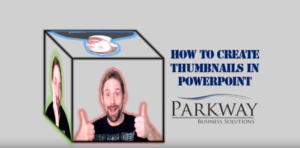 How to Create Thumbnail Images in Powerpoint