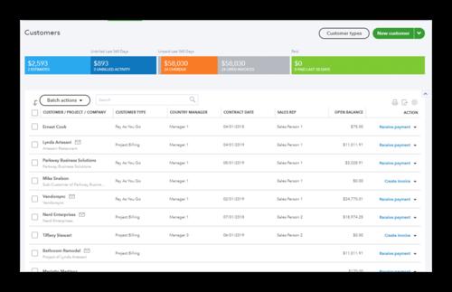 Custom FIelds In QuickBooks Online Advanced small