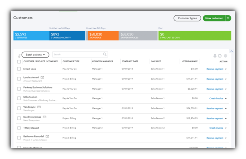 Custom FIelds In QuickBooks Online Advanced small
