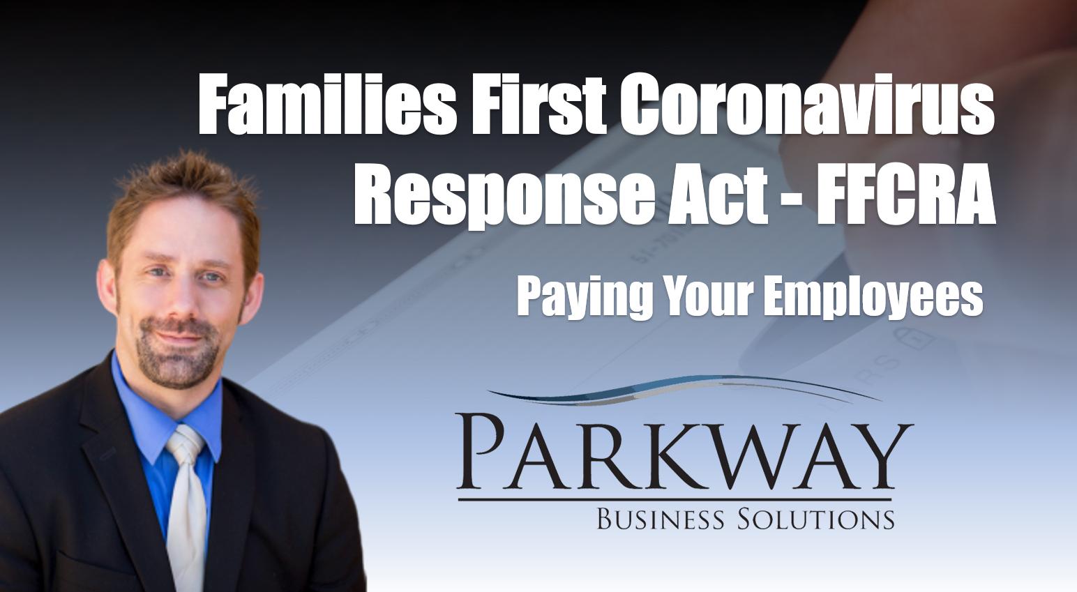 Families First Coronavirus Response Act
