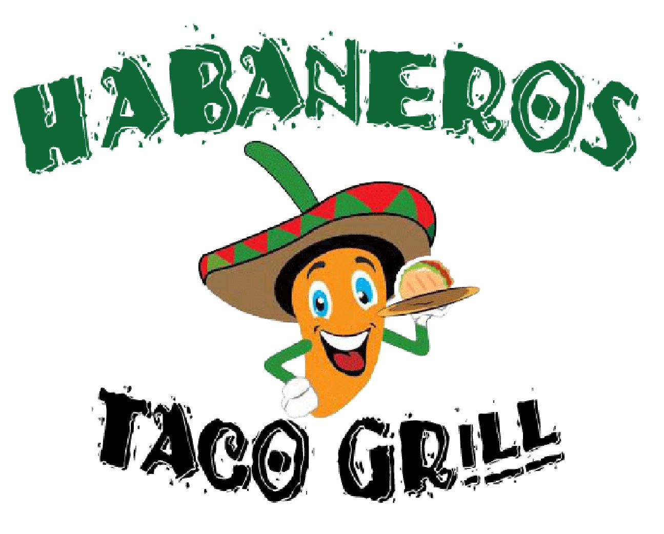 Habaneros Taco Grill Logo