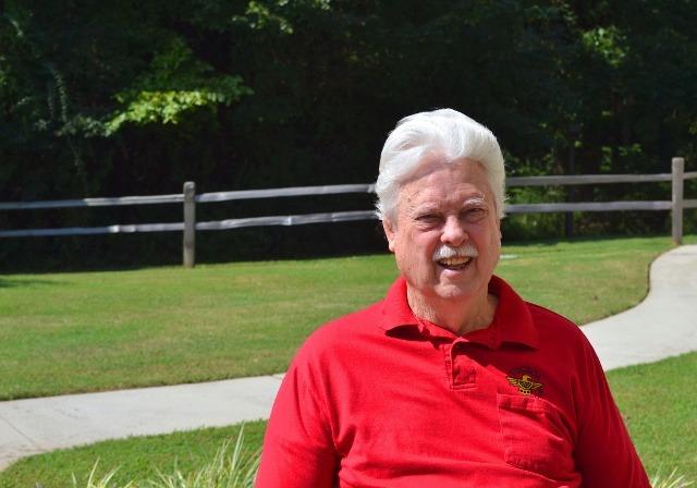 Resident Profile: Howard Roberts