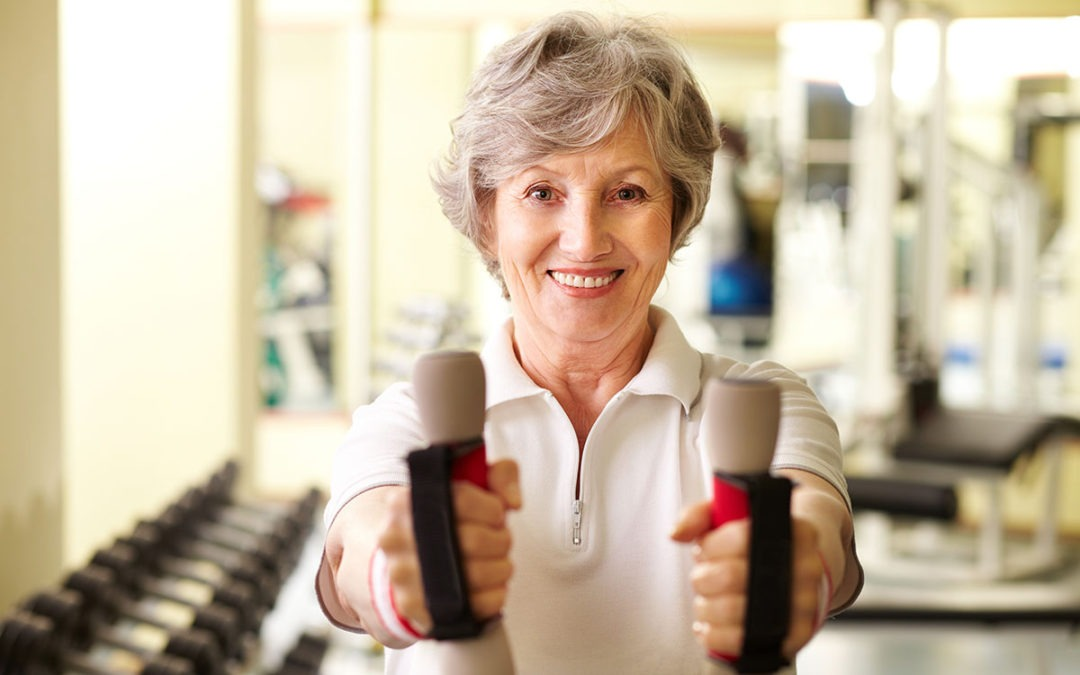 Seniors Are Turning to Functional Fitness for Their Exercise Needs