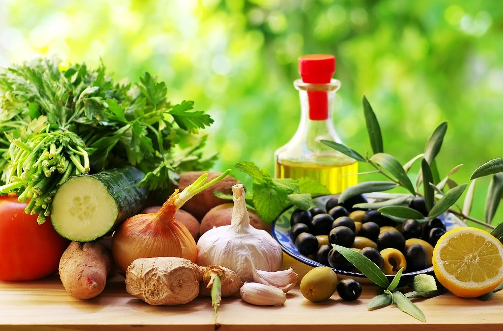 6 Benefits of a Mediterranean Diet for Senior Health
