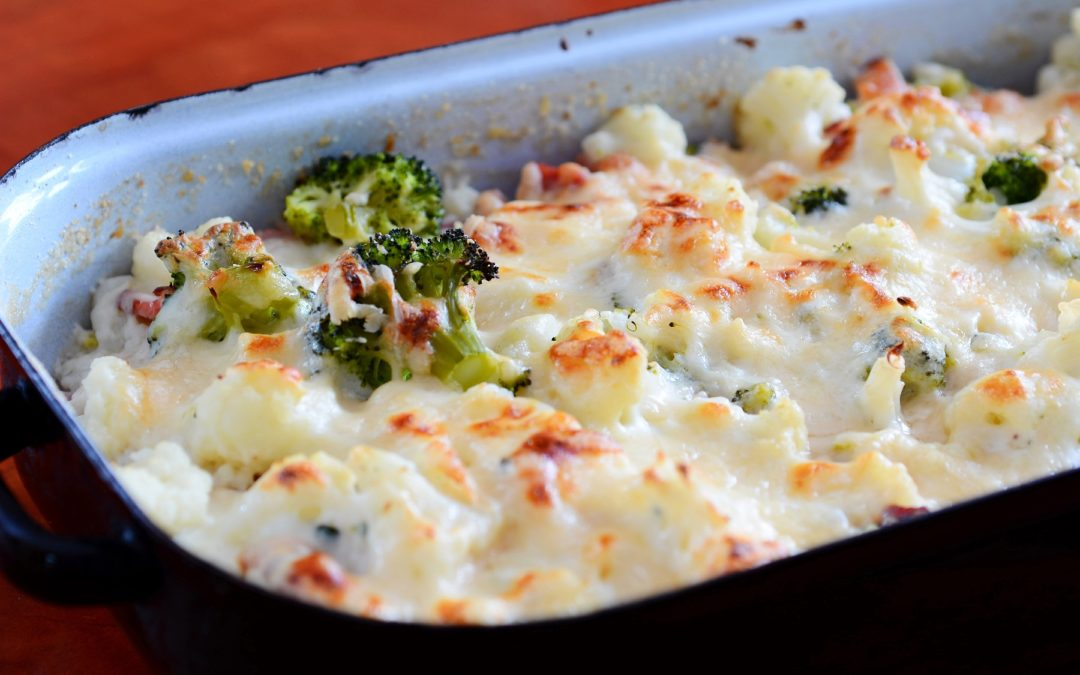 Resident Recipes: Ms. Gambel's Broccoli Casserole