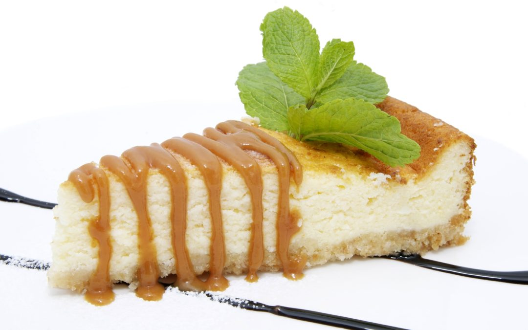 Resident Recipes: Holly's Caramel Cheesecake