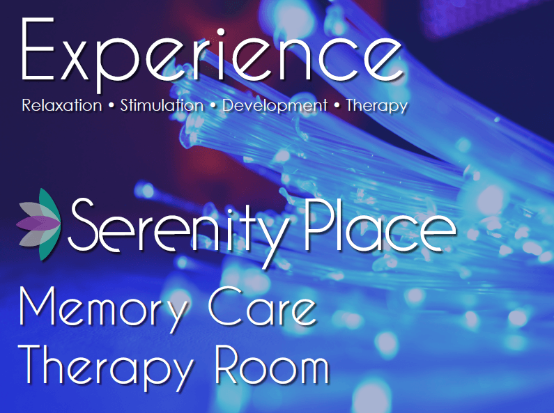 Introducing: Serenity Place Multi-Sensory Therapy