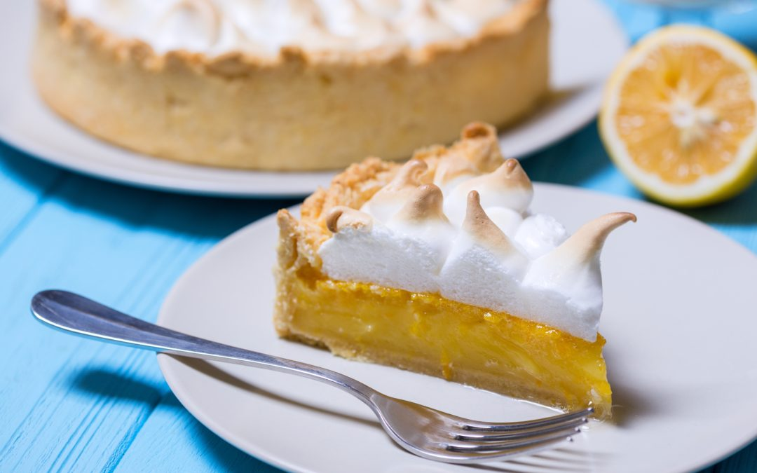 Resident Recipes: Bill's Favorite Lemon Pie