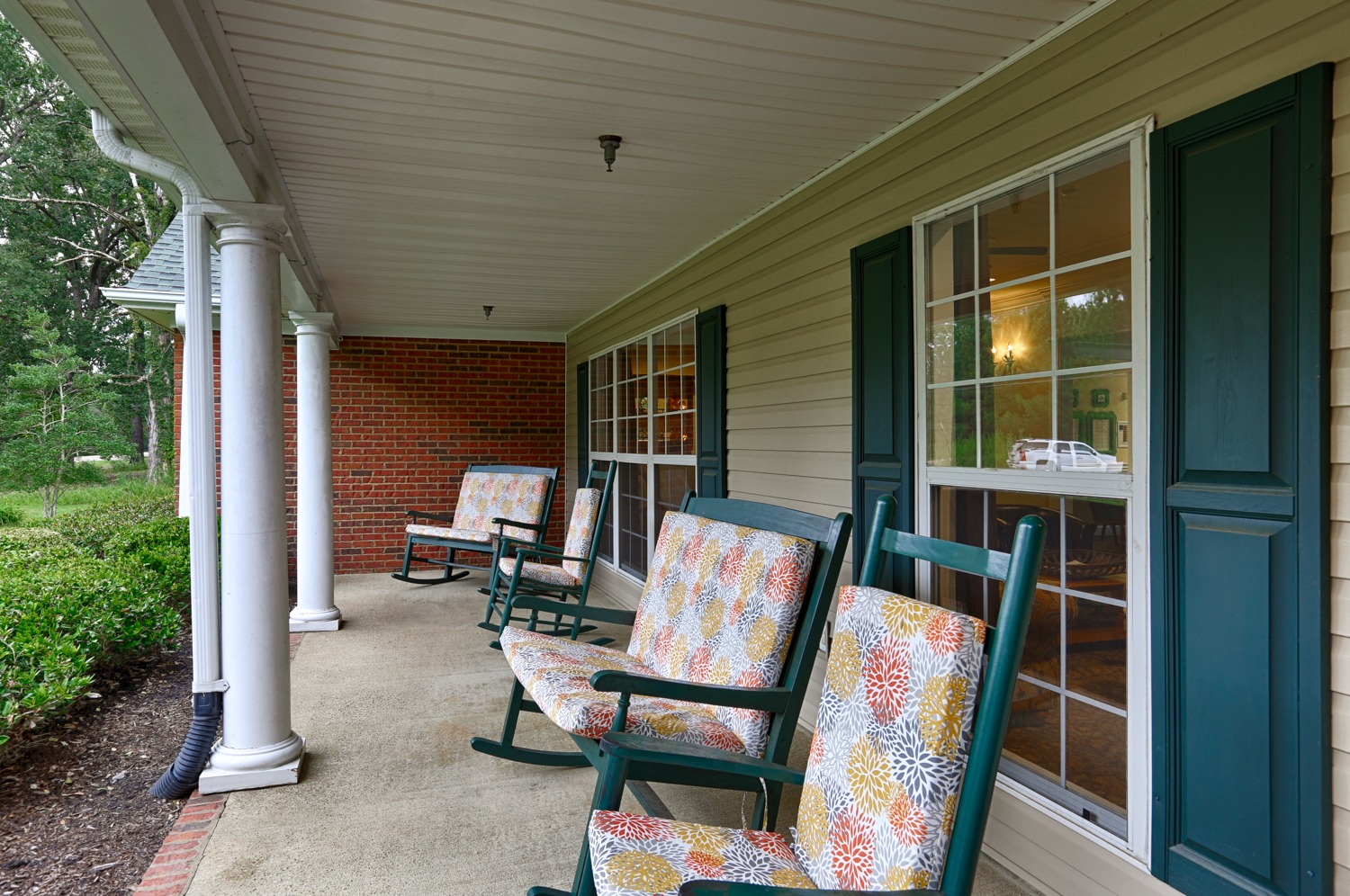 Corinth, MS - Front Porch