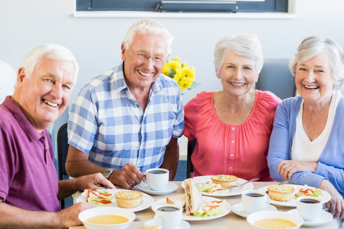 memory care and food