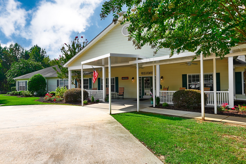 The Cottages Decatur, AL location