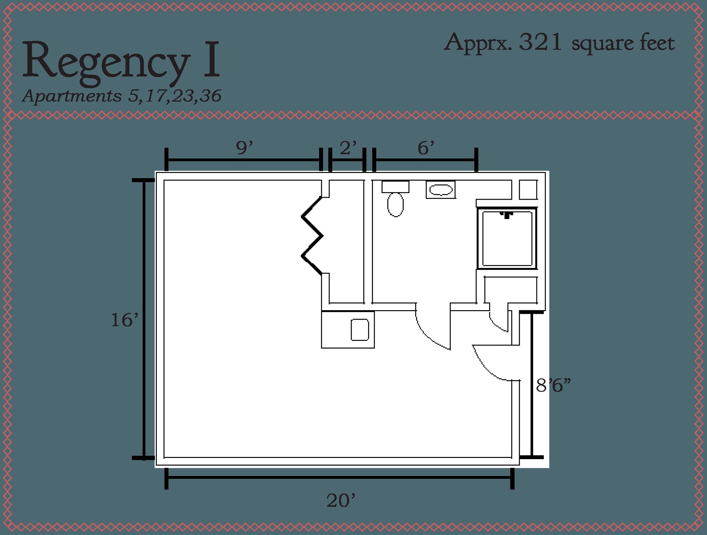 Regency I