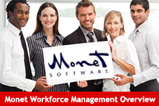 Monet Workforce Management Overview