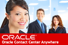 Oracle Contact Center Anywhere