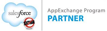 Salesforce AppExhangeProgram PartnerLogo web CallPG