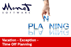 Vacation Exception Time Off Planning