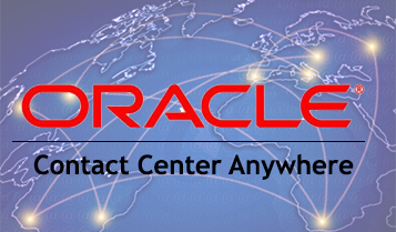 View Oracle Contact Center Anywhere Demo