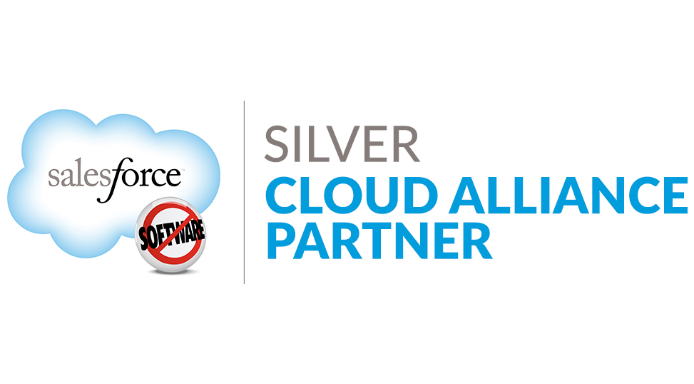Salesforce Silver Cloud Alliance Partner Logo