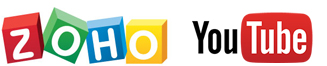 Zoho Youtube Logo