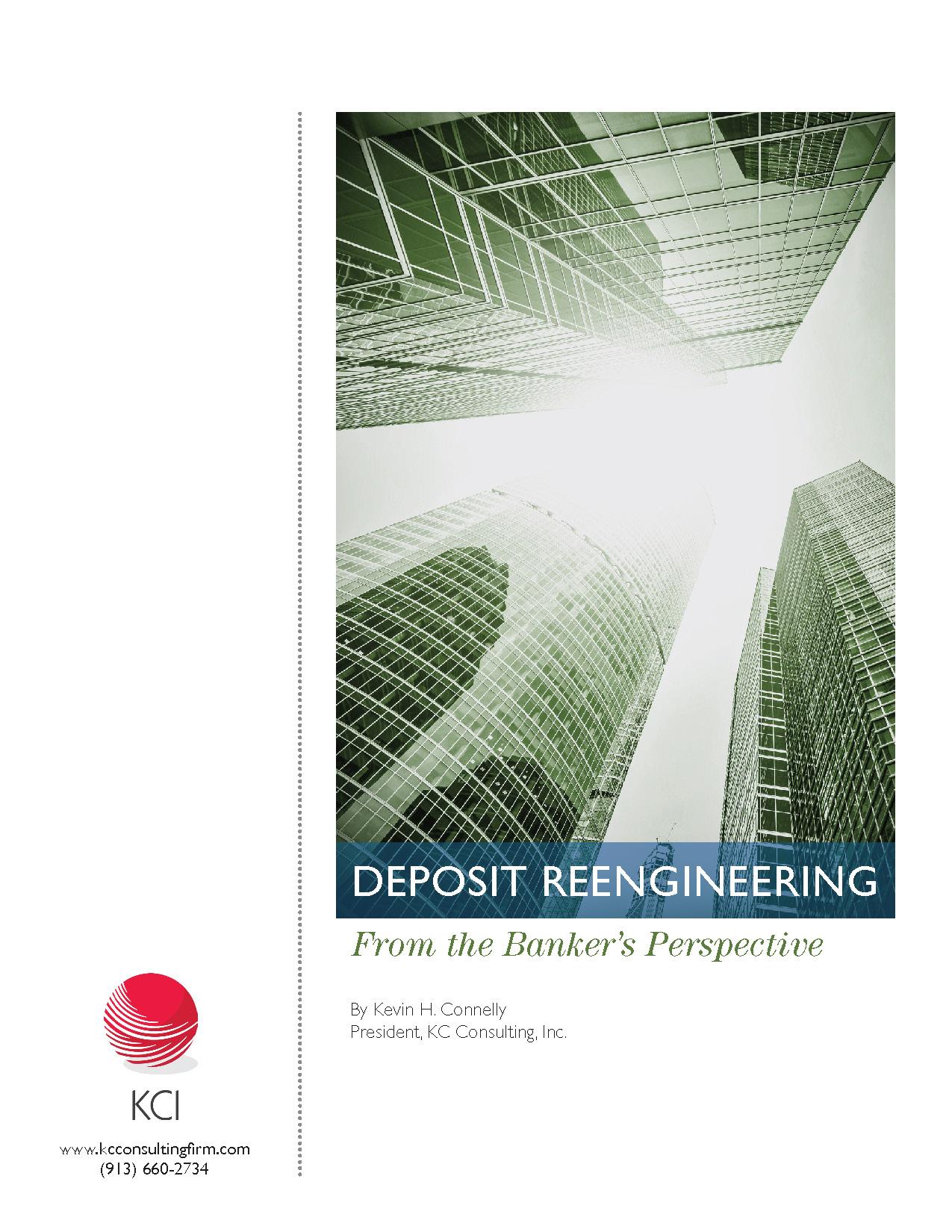KCI Deposit Reengineering