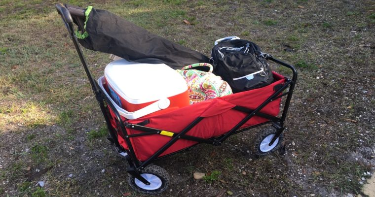 Little Red Wagon: A Long Haul Recap