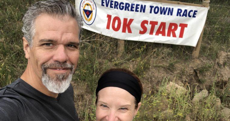 Evergreen Town Race 10k