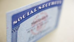 Find someone's social security number