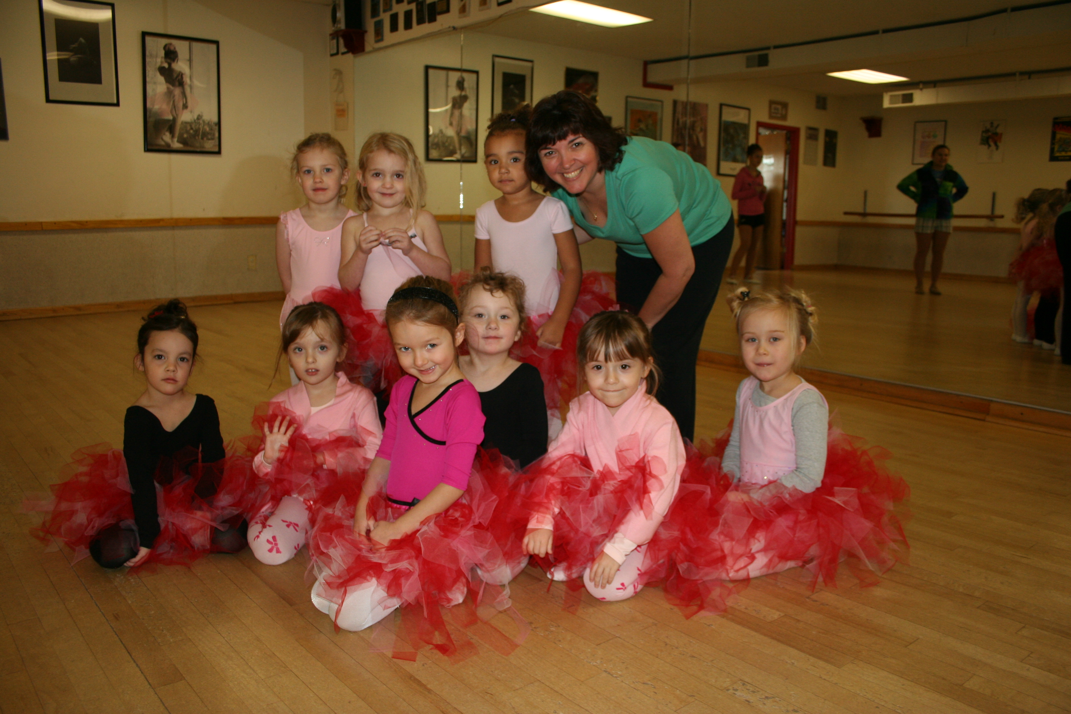 Tutus: Expansion of the Mind