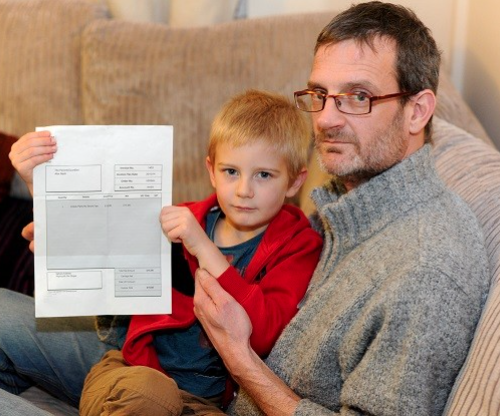 Five-year-old boy gets a bill for missing school friend's birthday party: Fair or Unfair?