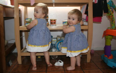 187: Toddler Years: Learning to Walk