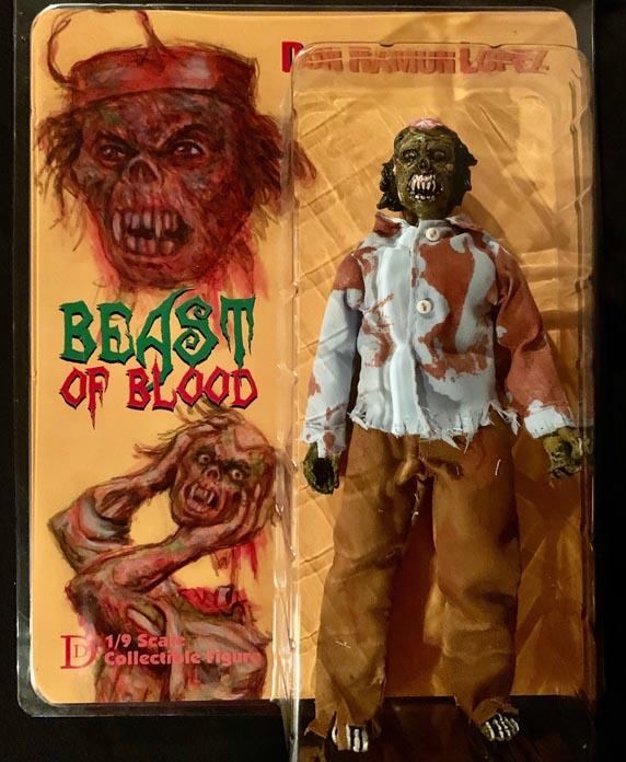 Beast of Blood Bootleg Doll