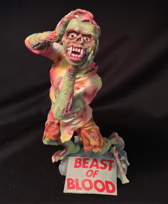 Beast of Blood Resin Model