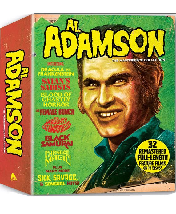 Al Adamson Masterpiece Collection