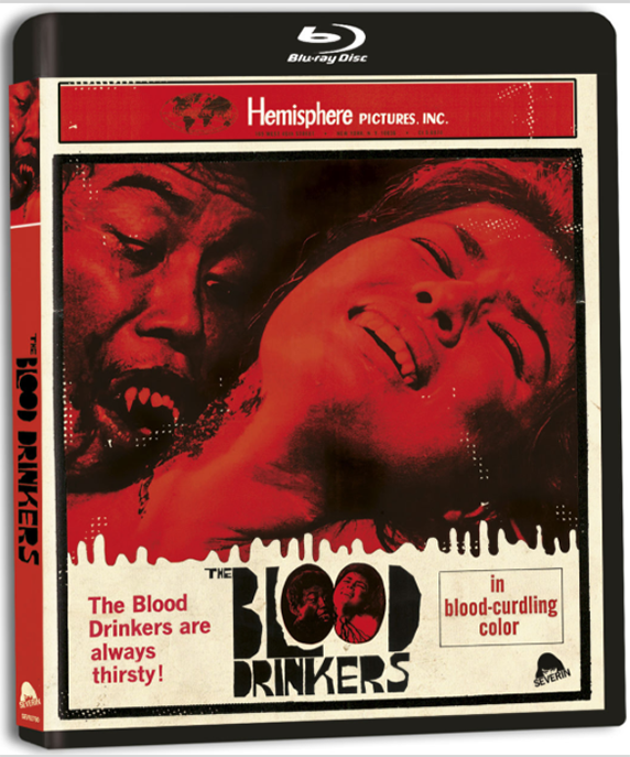 Blood Drinkers BluRay