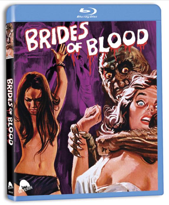Brides of Blood BluRay