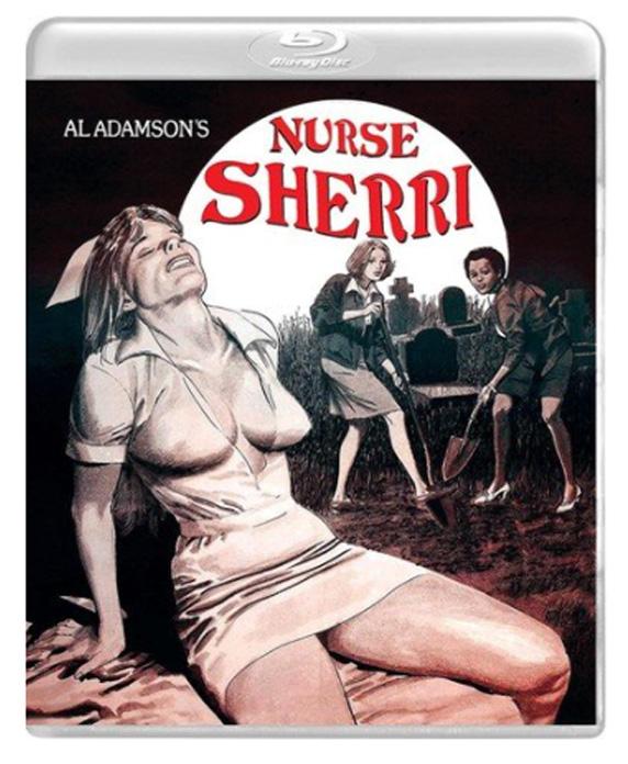 Nurse Sherri BluRay