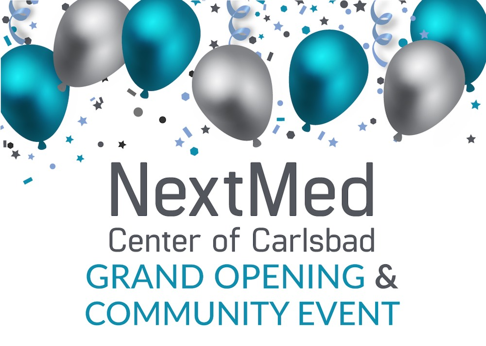 Carlsbad-nextmed-medical-doctor-clinic-med-physician-medcenter-health-center-event-opening-community-balloons