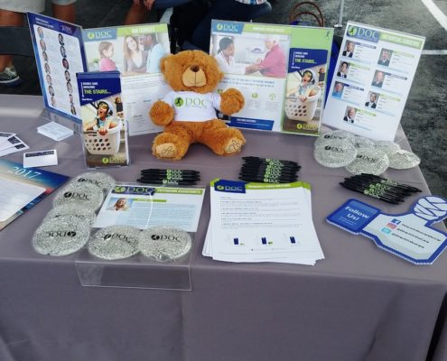 Carlsbad-nextmed-medical-doctor-clinic-med-physician-medcenter-health-center-event-doc-orthopedic-care-display-table