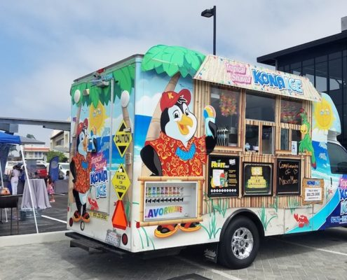 Carlsbad-nextmed-medical-doctor-clinic-med-physician-medcenter-health-center-event-food truck-shaved ice-kona ice