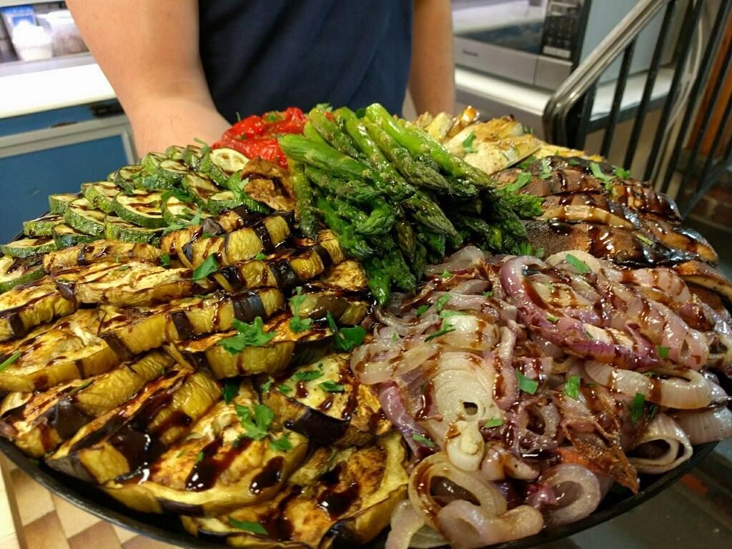 siciliana platter (catering)
