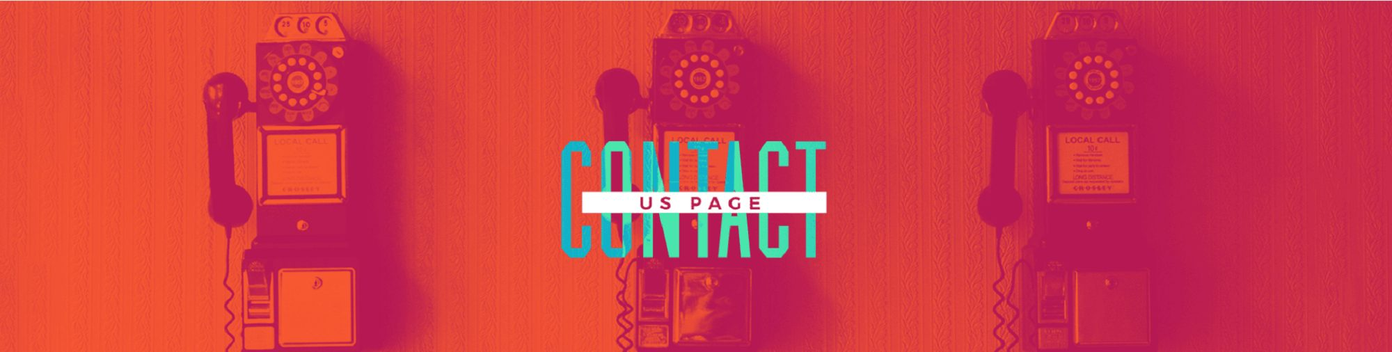 banner contact page