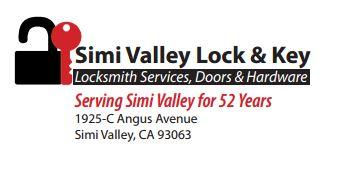 logo Simi Valley Lock & Key