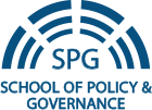 School of Policy and Governance Logo