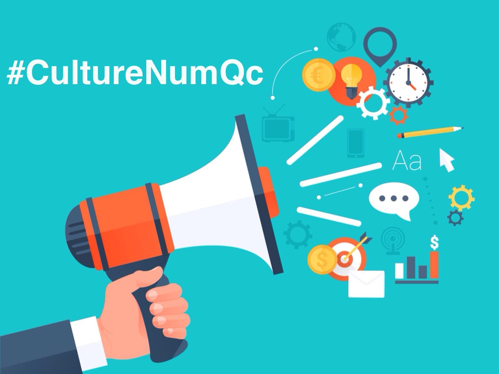 #CultureNumQc