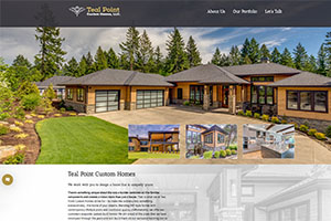Teal Point Custom Home Builder